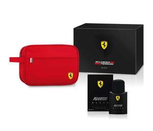 Ferrari Scuderia Black &Red Eau de Toilette 40ml Gift Set £6 at Boots instore