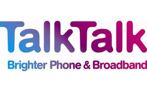 TalkTalk Fibre Broadband Unlimited 38Mbps for £25PM 18 months £450 -  PLUS £100 TCB - Effective cost £19.44PM - No setup fees, 18 months min. term, No price increase guaranteed for the entire length of your plan