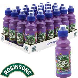 From 29/01: Costco Offers: 24pk 200ml Fruit Shoots - £3.59 / £4.30 with VAT