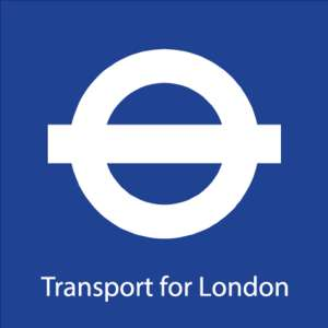London TFL - Please offer me a seat badge