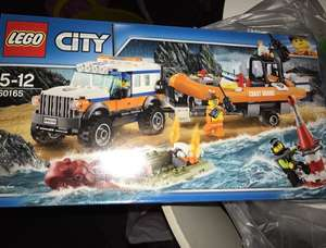 Lego city reduced at Asda instore - LEGO City 4 X 4 Response Unit £10 / Lego city police chase down to £12.50 from £25.00