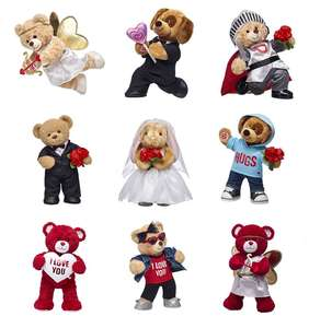 New Valentine's Day Gift Collection @ Build-a-Bear