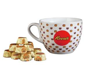 Batchelors Super Noodles Curry/Beef  In A Hurry with Fork and Reese's Mug with Peanut Butter Cups £3.74 ARGOS