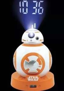 Star Wars BB8 Projection Clock. Was £29.99 now £15 @ Maplin only available via C&C, receive a £5 voucher for doing so.