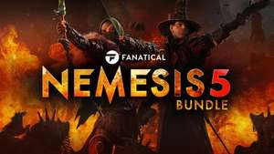 [Steam] Nemesis Bundle 5 - From 89p - Fanatical