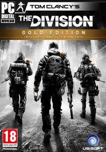 Tom Clancy's The Division: Gold Edition PC - uPlay key - £29.99 GamesPlanet
