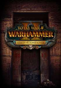 Total War: Warhammer II Rise of the Tomb King £11.19 with Code @ Games Planet.com