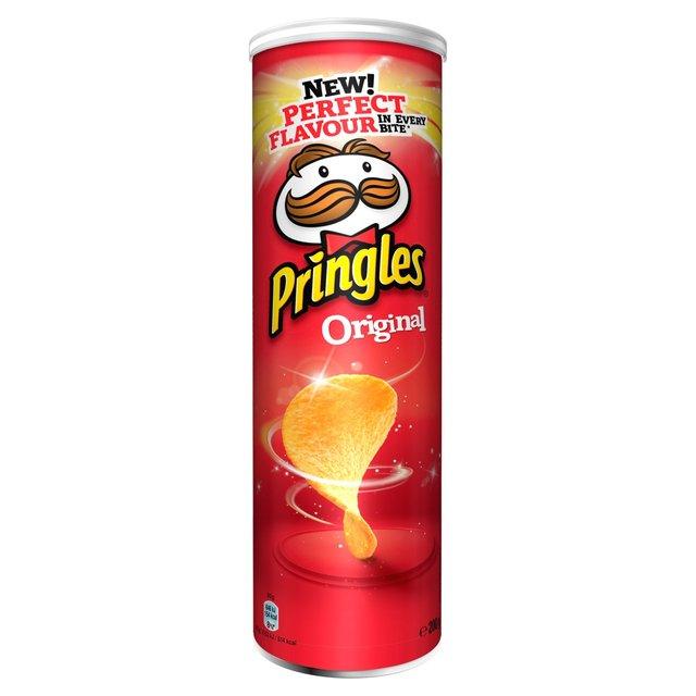 Pringles 200g tubs - 3 varieties - £1.25 @ Iceland Online and In-Store