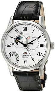 "Orient Classic ""Sun and Moon"" Automatic White Dial Men's Watch £192.52 delivered Dispatched from and sold by Amazon US"