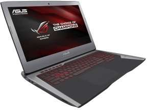 Asus G752VY Gaming Laptop £1079.98 @ Ebuyer