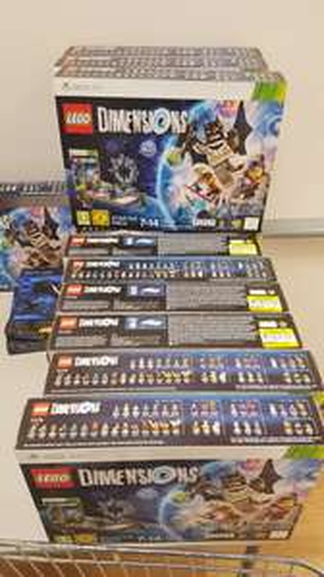 Lego dimensions starter kit xbox 360 £7 @ Tesco - Longton