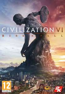 Sid Meier's Civilization VI Rise and Fall £19.99 with code @ GAMESPLANT.com