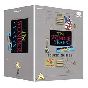 Wonder Years DVD Boxset @ Amazon £59.99 (£49.99 with Voucher)