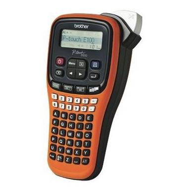 Brother PT-E100 Handheld Label Printer   Save £25.00 - £24.99 @ Maplin