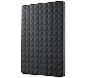 Seagate Expansion 2 TB USB 3 Portable HDD - Amazon Prime - £49.79 with code