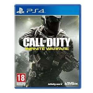 PS4 Call of Duty Infinite Warfare £5 @ Smyths toys