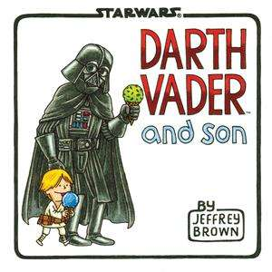 Darth Vader and Son (Hardback) By Jeffrey Brown £3.59 Free C&C @ WH Smith
