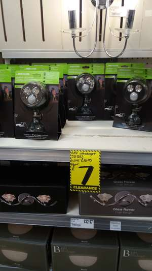 Mr Beams 400 Lumens security light back in stock! £7 @ Homebase - Bury st Edmunds