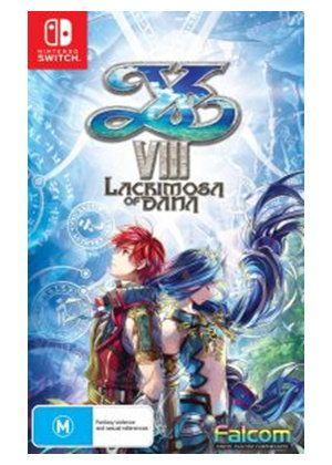 Ys VIII: Lacrimosa of Dana (Nintendo Switch) £37.85 @ Base