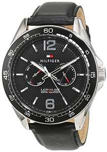 Tommy Hilfiger Men's Watch (Black) 1791369 for £74.00 @ Amazon / £64.00 using £10 off code