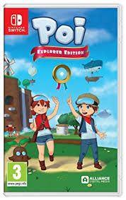 Poi Explorer Edition (Nintendo Switch) £19.85 @ Shopto