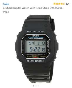 Nice casio g shock watch £41.25 with code @ Amazon - Sold by TONEWATCH / Fulfilled by Amazon