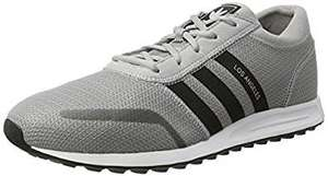 Adidas Los Angeles Trainers £28 (grey) £31.50 (black) at Amazon