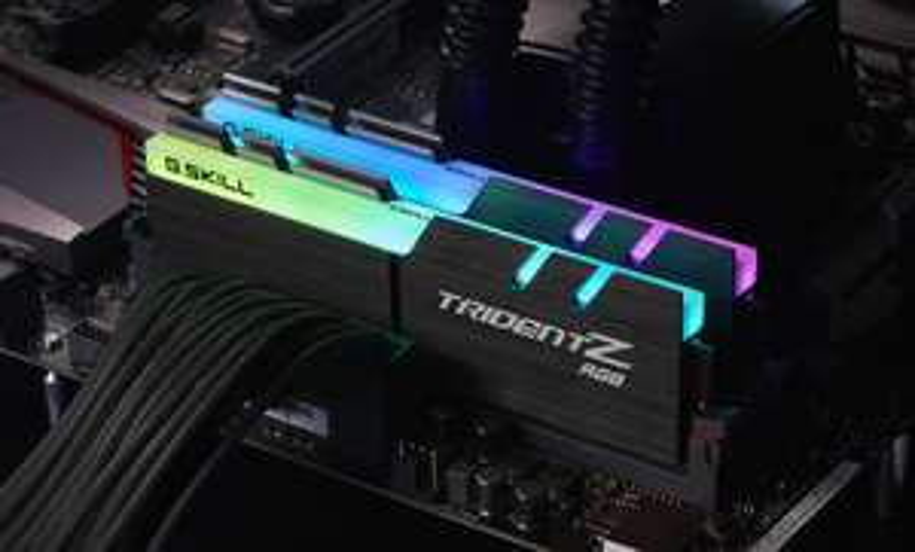 16gb G.Skill Trident Z RGB (2 x 8gb) 2400MHz £148.72 Amazon - Prime Exclusive