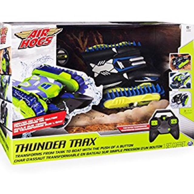 Air hogs thundertrax £46.44 with code at Amazon