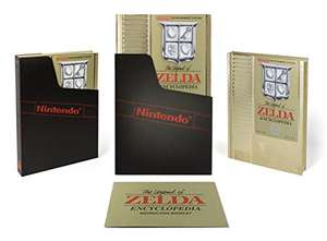 The Legend of Zelda Encyclopedia Limited Edition £56.99 @ Amazon with code