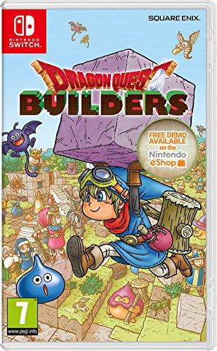 Dragon Quest builders Nintendo Switch £32.99 @ Amazon (prime members)