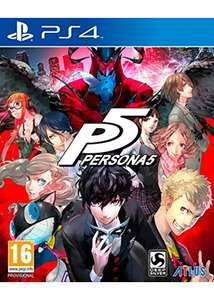Persona 5 (PS4) £28.85 Delivered (Stock Due on 30th of January) @ Base