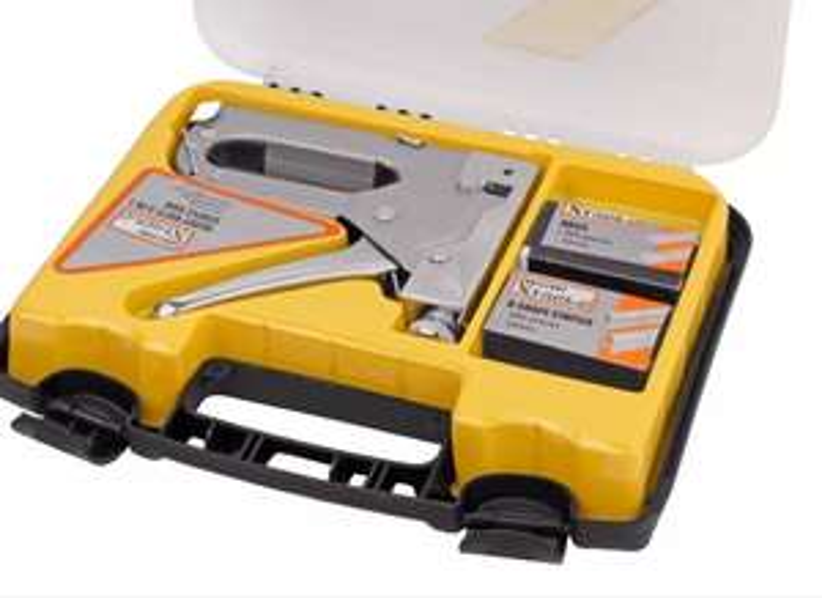 Challenge Xtreme 3-in-1 Pressure Control Staple Gun Kit: £5.99 Delivered @ Argos eBay