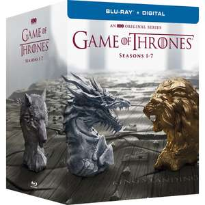 Game of Thrones - Season 1-7 Blu-ray | TODAY ONLY at Amazon for £65.21