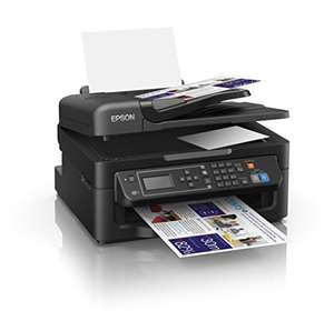 Epson WorkForce WF-2630WF Compact Wi-Fi Printer, Scan, Copy and Fax + add an item 0.01p upwards  £40 @ Amazon (after code BIGTHANKS)