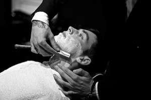 Free Wet Shave. Thur 25th - Sat 27th January. Old Street, London