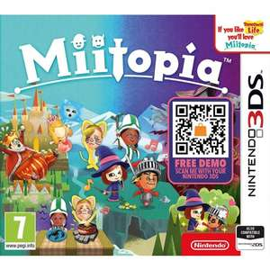 Miitopia (3DS/2DS) £24.95 Delivered @ The Game Collection