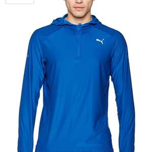 Puma running jacket (large only) at Amazon for £11.78 Prime (£13.77 non Prime)