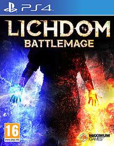 Lichdom: Battlemage (PS4 & Xbox One) £4.99 Delivered @ GAME