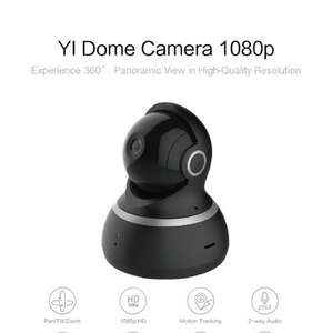 Yi dome camera 1080p version £40 with code Sold by YI Official Store UK and Fulfilled by Amazon