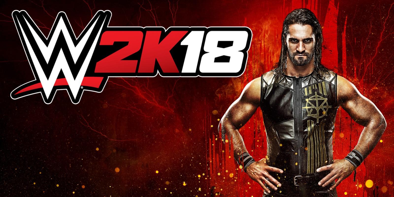 WWE 2K18 Nintendo Switch Eshop £19.99, Deluxe Edition £26.09 @ Nintendo