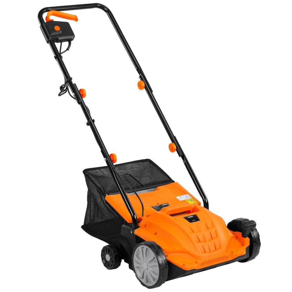 VonHaus 1500W 2 in 1 Electric Garden Lawn Raker / Scarifier & Aerator 320mm + 2 Year Warranty was £89.99 now £62.99 Del @ Domu