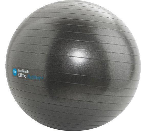 Men's Health Gym Ball - 75cm £9.99 @ argos.