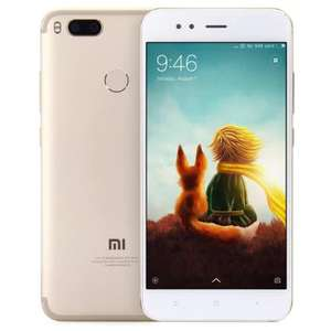 Xiaomi Mi A1 mobile phone - an excellent phone at an amazing price at Gearbest for £155.69