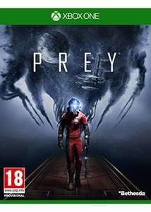 Prey for Xbox One £9.85 delivered at Base