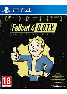 Fallout 4: Game of the Year Edition (PS4) £18.85 Delivered @ Base (Xbox One £18.99 @ Grainger)