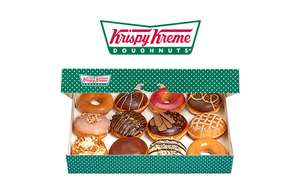 £2.50 Off Any Dozen in Tesco at Krispy Kreme with vouchercloud - Voucher Must Be Printed!