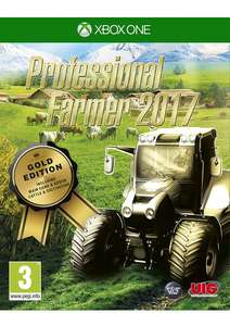 Professional Farmer 2017 GOLD Edition (Xbox One) £9.99 Delivered @ Simply Games