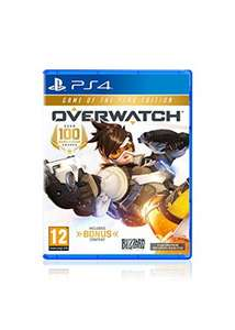 Overwatch Game of the Year Edition PS4 £28.95 @ base