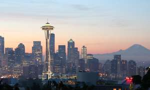 Flash Sale - 300 seats at £300 Seattle Return Flight from Manchester @ Thomas Cook Airlines (May/June 18 dates)